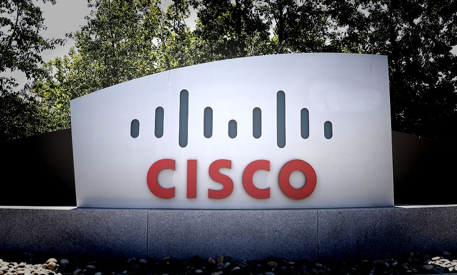 CISCO software, investor relations and China