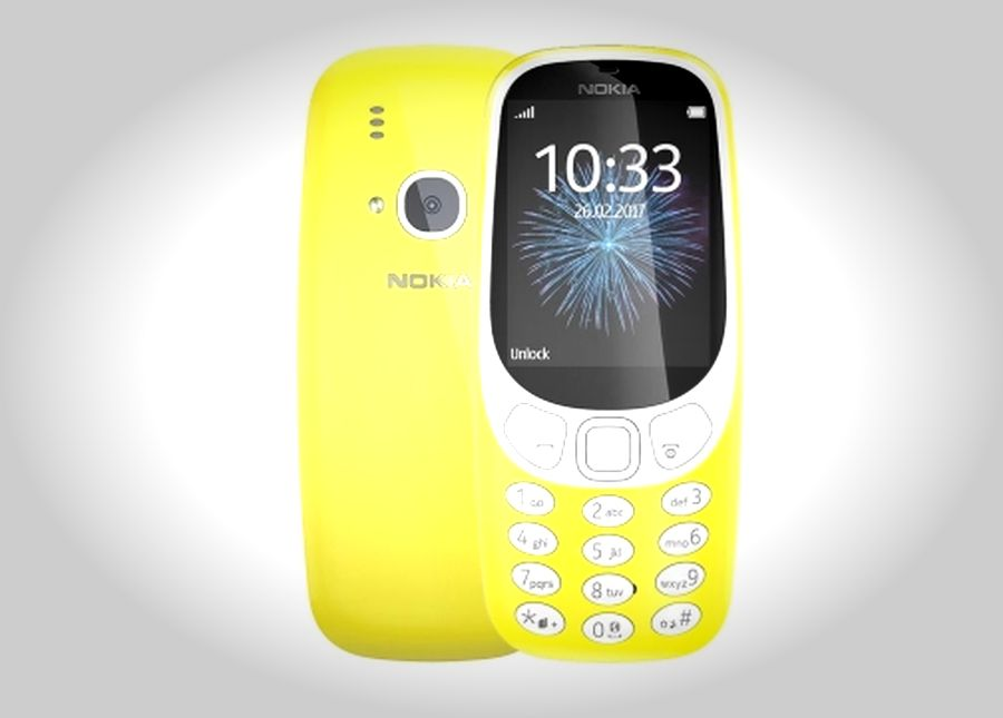 The great return of the known Nokia 3310