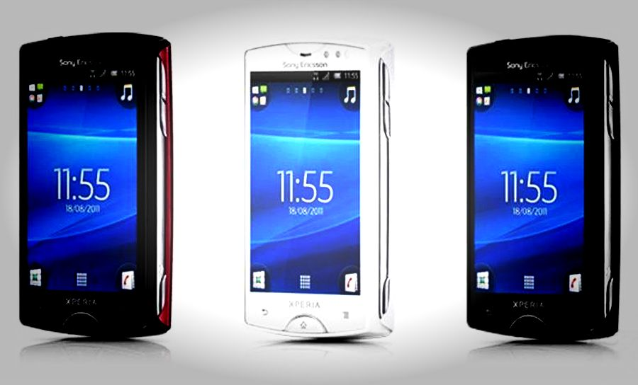 SE Xperia Mini - a new generation of minismartphones