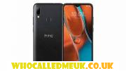 HTC Wildfire E Lite with Android Go