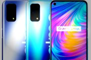 Realme Q2, telephoning, smartphone, Chinese, called