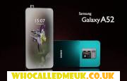 Samsung Galaxy A52, Galaxy A72, great smartphones, great price, Samsung