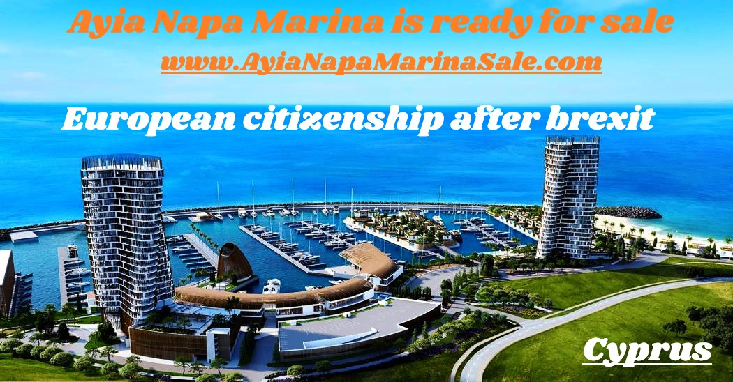 Ayia Napa Marina For Sale